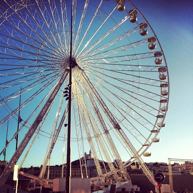 La roue du port