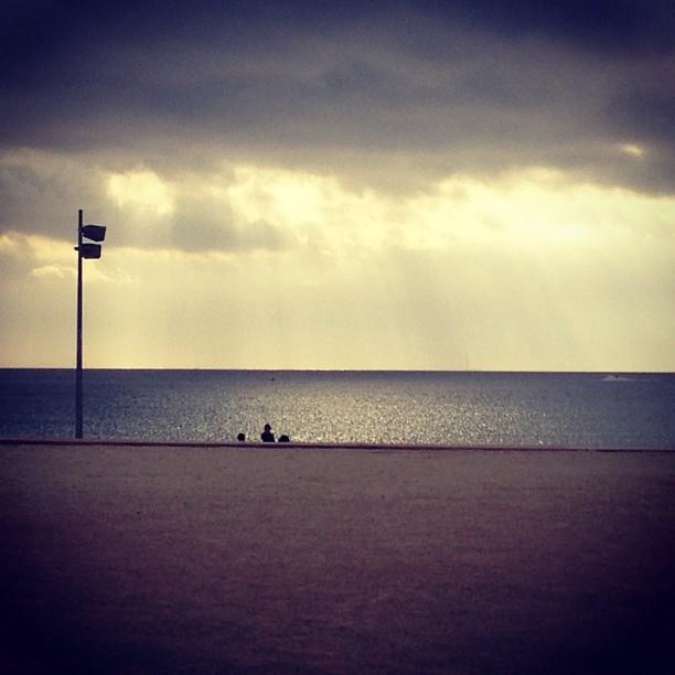 Voir la mer
