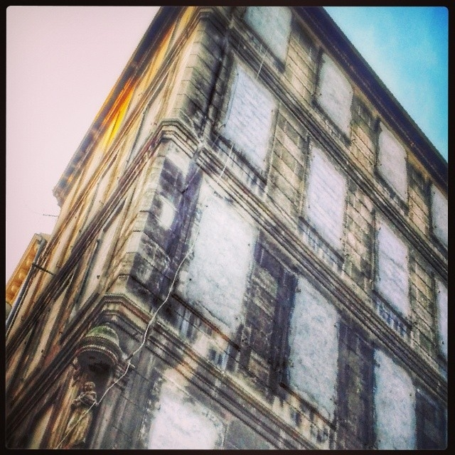 Fenêtre sur rien