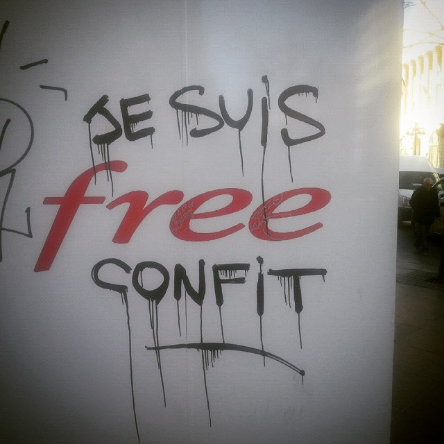 Free confit