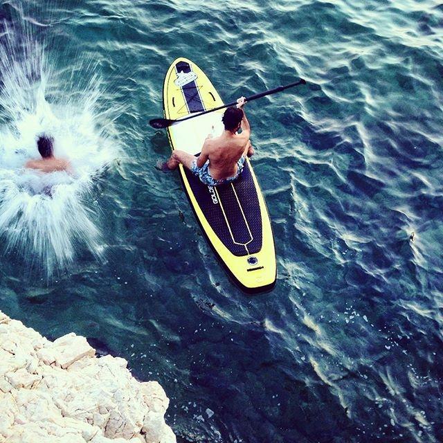 Paddle bombing