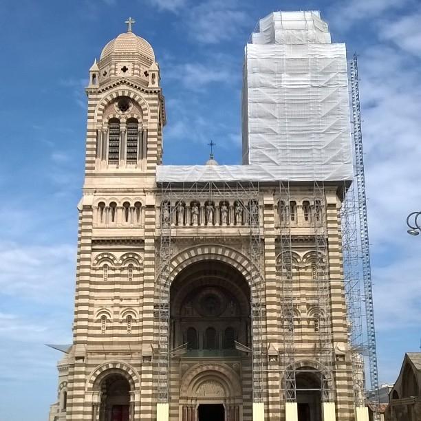 Christo à Marseille